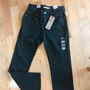 Women's green pants